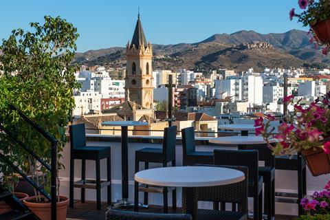 [TUI] Sallés Hotel Málaga Centro - false