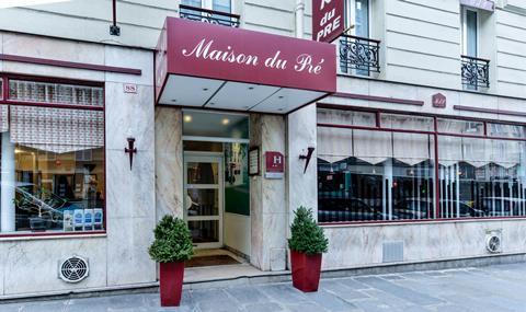 [TUI] Maison Du Pré - Parijs