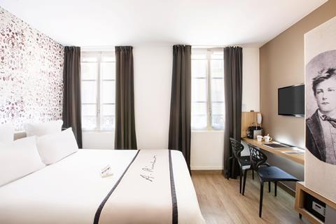 [TUI] Best Western Hotel Littéraire Arthur Rimbaud - false