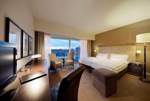 [TUI] Lindner WTC Hotel & City Lounge - false