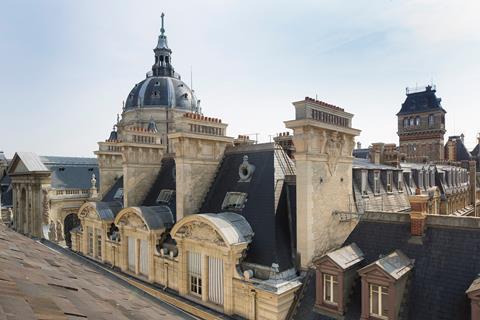 [TUI] Design Sorbonne - Parijs