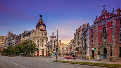 [TUI] Hotel Madrid Gran Vía 25 - false