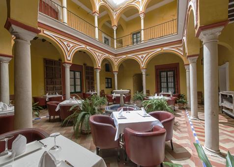 [TUI] Casas de la Juderia - Sevilla