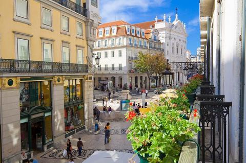 [TUI] Borges Chiado - Lissabon