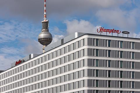 [TUI] Hampton by Hilton Berlin Alexanderplatz - false