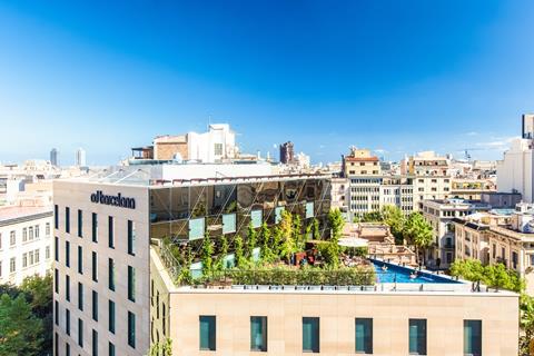 [TUI] Ocean Drive Barcelona - false