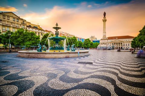 [TUI] Duas Nacoes - Lissabon