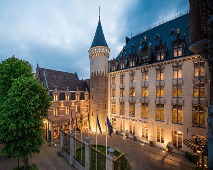 [TUI] Dukes' Palace - Brugge