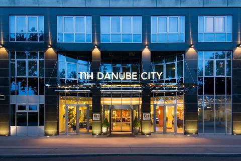 [TUI] NH Danube City - false