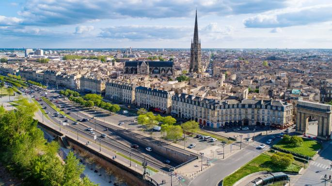 Naar Bordeaux met de trein