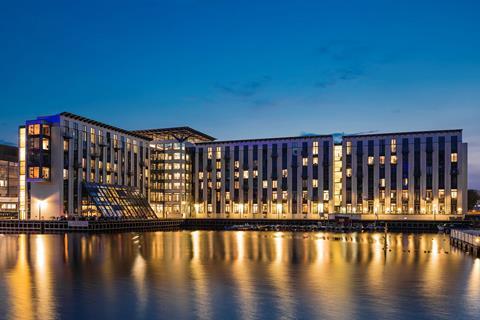 Copenhagen Island - Kopenhagen